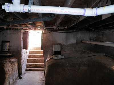 Queen Anne, MD basement nightmare gets a makeover
