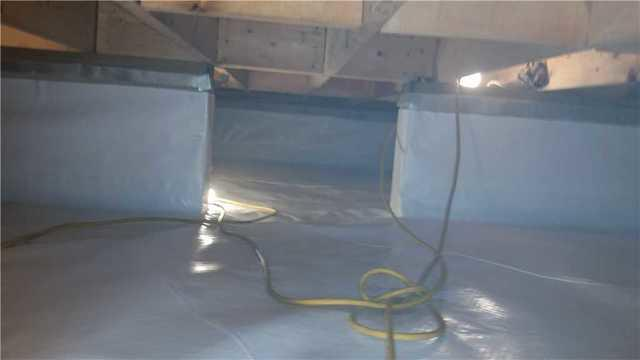 Crawl Space Encapsulation in Sudlersville, MD