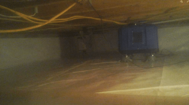 Crawl Space in Millville, DE