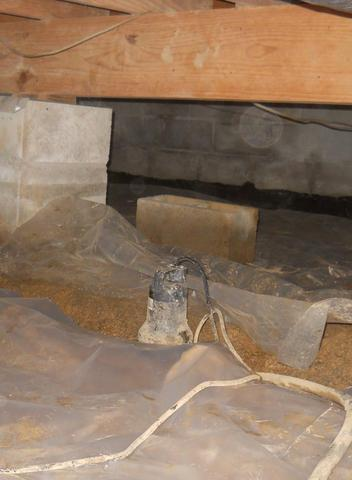 Beaver Dam, KY Crawlspace Vapor Barrier Installation