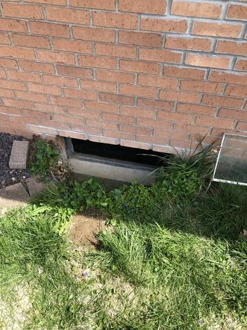 Crawl Space Access Well in Haubstadt, IN
