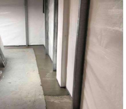 Foundation and Waterproofing Repair in Evansville, IN - After Photo