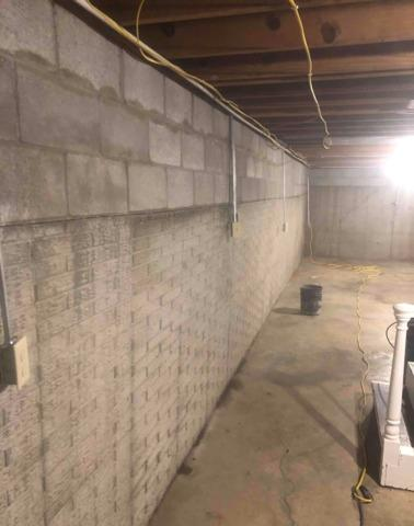 Fairfield, IL Basement Waterproofing Success