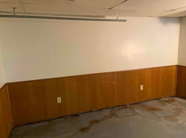 Multiple Basement Upgrades in Evansville, IN