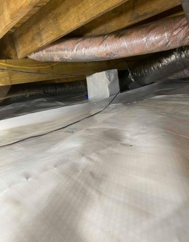 Crawl Space Sealing in Beaver Dam, KY
