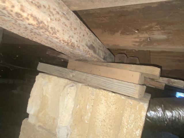 Sagging Floors and Crack In Drywall in Wheatcroft, KY