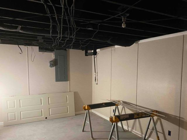 Finished Basement Wall Panels in Bicknell, IN