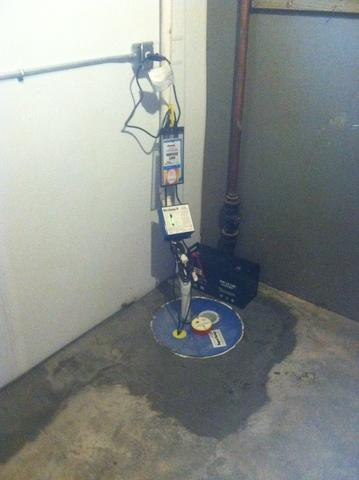 Your Henderson, KY Basement Sump Pump Installation