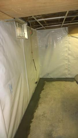 West Louisville, KY Basement Waterproofing