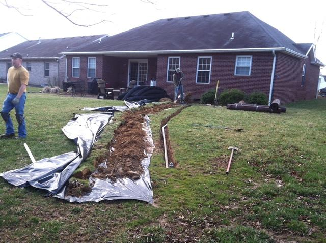 Owensboro, KY Sump Pump System Completed