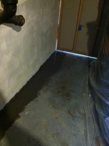 Evansville, IN Leaking Basement Repair
