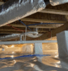 Musty Smelling Crawl Space in Central City, KY