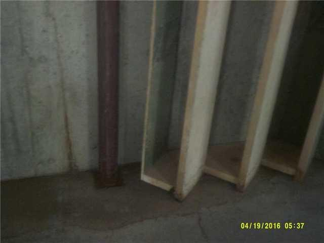 Basement Crack Repair in East Bridgewater, MA