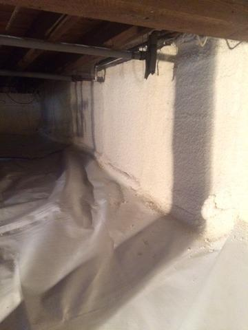 Crawl Space Insulation in Scituate, Ma