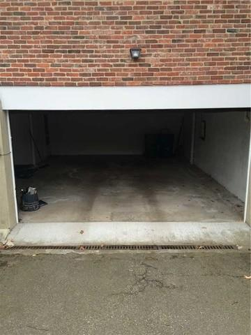 Waterproof Garage with a New Concrete Floor in Newton, MA