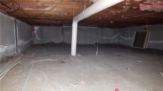 Crawl Space Vapor Barrier in East Greenwich, RI