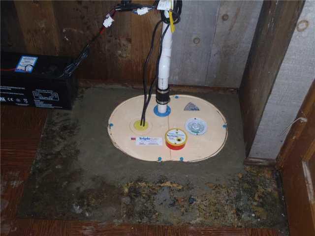 Sump Pump Installation in Roxbury, MA
