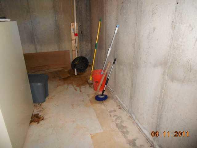 Basement Waterproofing in Johnston, RI