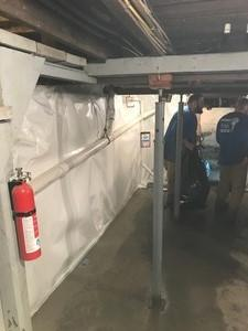 Basement Waterproofing in Newport, RI