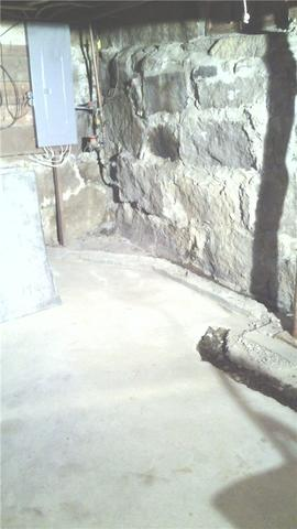 Stone Foundation Waterproofing in South Weymouth, MA