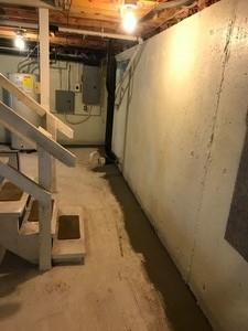 Basement Waterproofing in Jamestown, RI