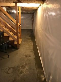Brockton, MA Basement Waterproofing