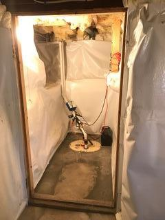 Braintree, MA  Sump Pump Installation