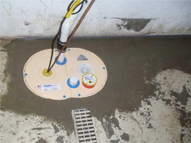 Sump Pump Installation in Brookline, MA