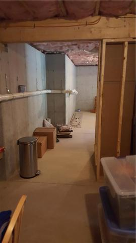 Norfolk, MA Basement Waterproofing