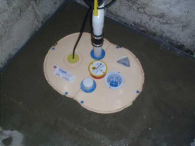 Rochester, MA Sump Pump Installation