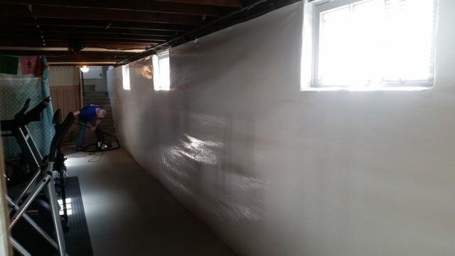 Basement Waterproofing in Pawtucket, RI