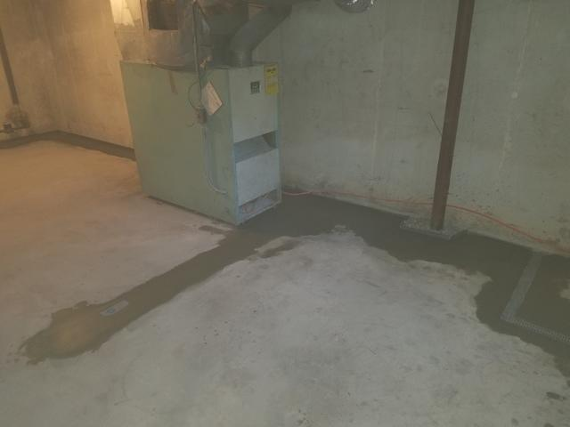 Franklin, MA Home Needed an Artery Line to Sump Pump