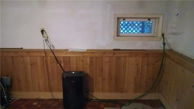 SuperSump and SaniDry XP Installation in Warwick, RI