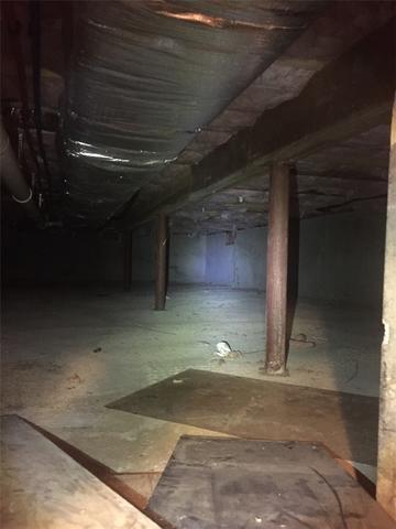 Dry Crawlspace in Sandwich, MA