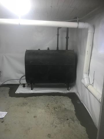 Oil Tank Protection in Tiverton, RI