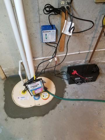 TripleSafe Upgrade for Cranston, RI Basement