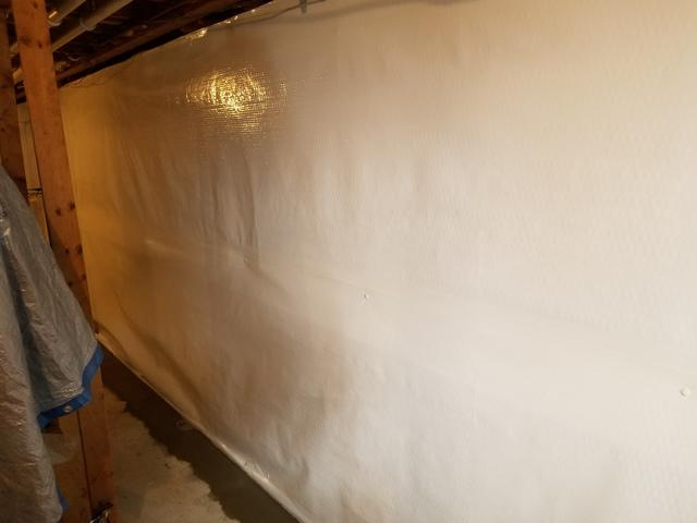 CleanSpace Protection in Sandwich, MA Basement