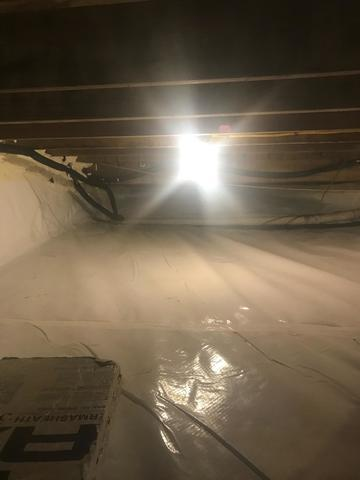 Crawlspace Cleanout in Cohasset, MA