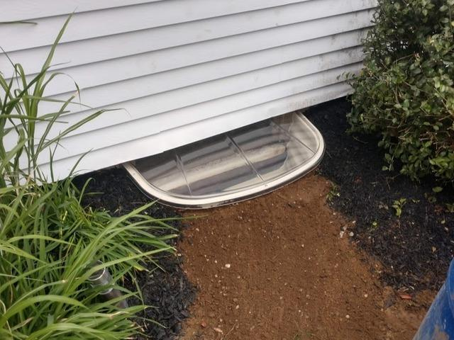 Leaking Basement Windows in West Warwick, RI
