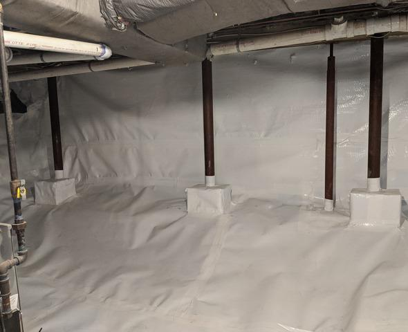Moisture Protection in Cohasset, MA