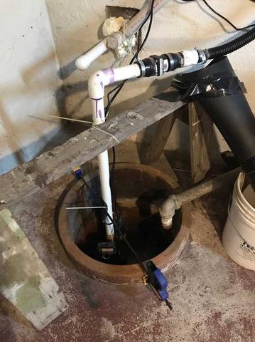 Professional Sump Pump in Wrentham, MA