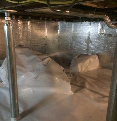 Crawlspace Insulation in Hopedale, MA