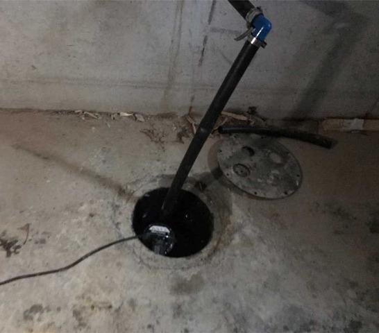 Sump Pump Upgrade Millville, MA