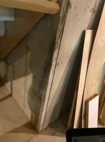 Leaking Crack in Bourne, MA