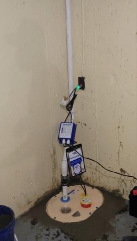 Upgraded Pump in North Providence, RI