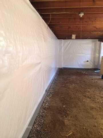 CleanSpace Vapor Barrier on Martha's Vineyard (Chilmark)