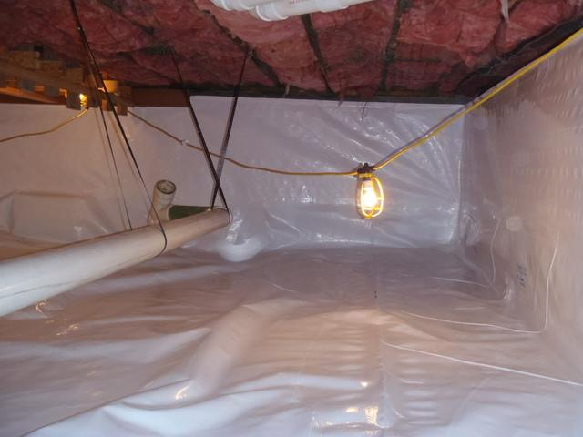 Quincy, MA CleanSpace Encapsulation System