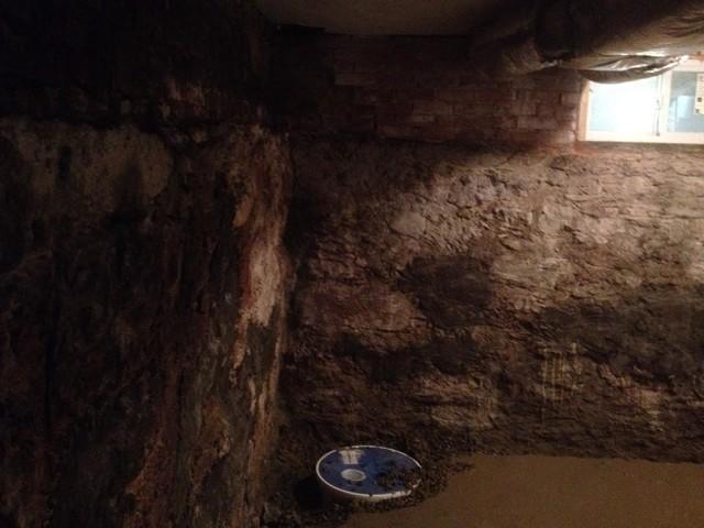 South Boston's newest dry basement!