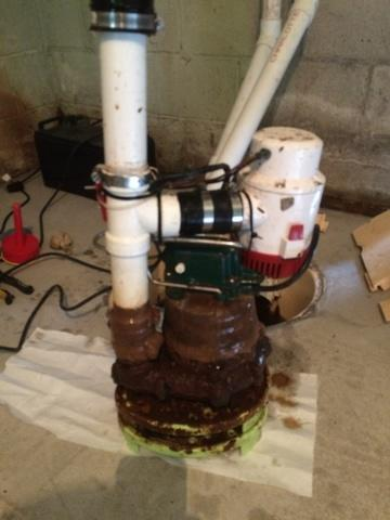 Annual Sump Pump Maintenance in Brewster, MA