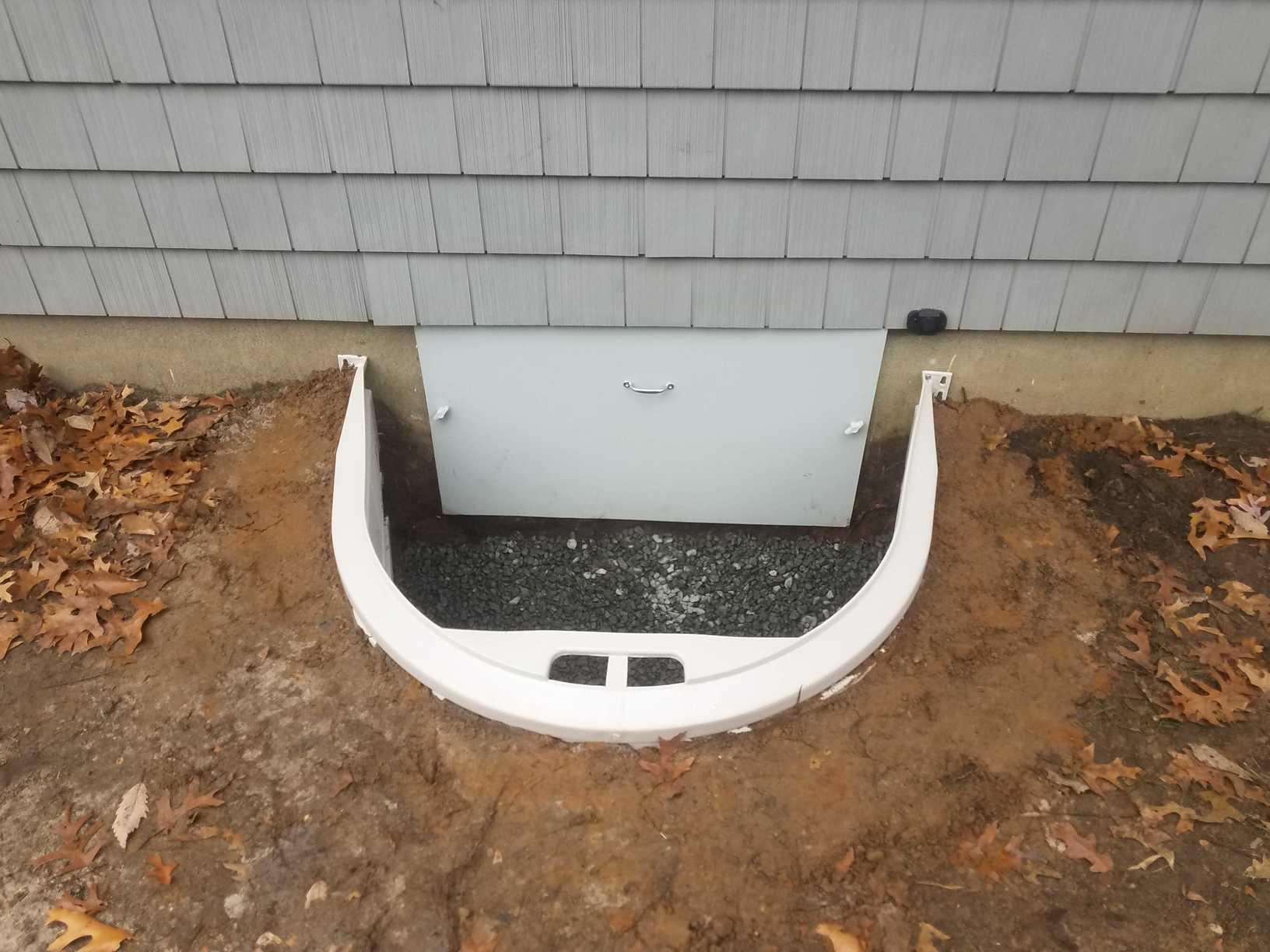 Water leakage into crawl space solved in Brick Township, NJ - After Photo